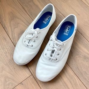 KEDS Women's Oxford Leather Sneakers